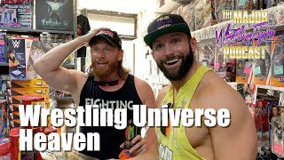 Wrestling Universe Heaven