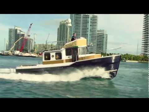 Ranger Tugs R-31 CB video