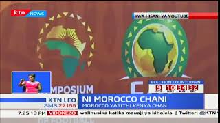 CAF yatuza Morocco na kibali ya kuwa wenyeji wa dimba la CHAN 2018