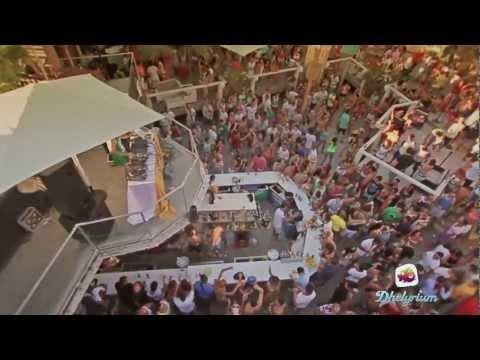 WALLY LOPEZ - DHELYRIUM / BABILONIA - GRANADA   agosto 2012