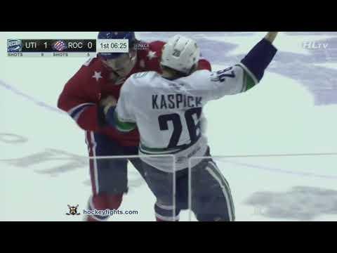 Brandon Hawkins vs. Tanner Kaspick