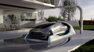 Innovation Mercedes-Benz | F 015 Luxury in Motion - Future City