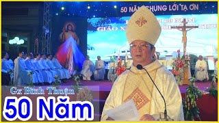 Giáo xứ Bình Thuận bế mạc Năm Thánh 22/10/2016