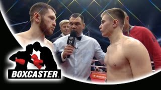 Epic KO Of The Week: Vladimir Myshev Does The Russian Two-Step