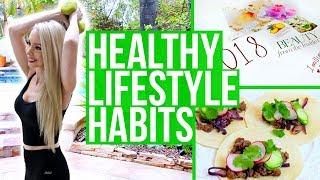 10 HEALTHY HABITS TO SLAY 2018!