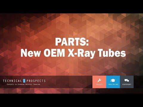 New OEM Tubes