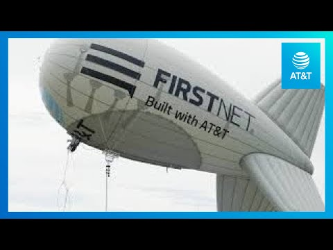 The FirstNet One Aerostat is Deployed for Hurricane Laura Relief-YoutubeVideoText