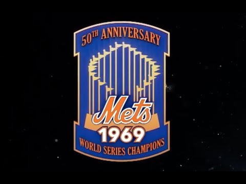 FULL New York Mets 1969 World Series Championship 50th Anniversary Ceremony