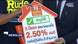 GHB adopts Finance Ministry's policy to help people buy houses