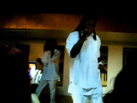 New orleans hottest rap group Something Serious all white everything