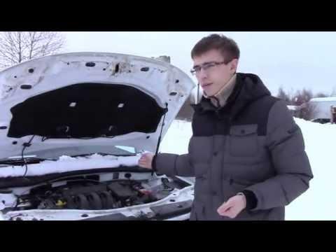 Renault Duster 2014 - Тест-драйв