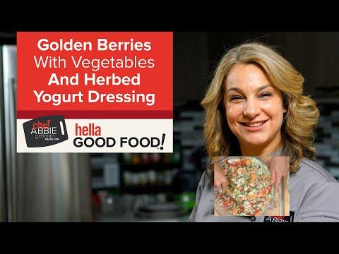 Golden Berry Salad