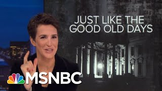 Normal Corruption Scandal Highlights Distorted News Climate   Rachel Maddow   MSNBC