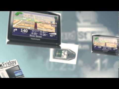 2011 Black Friday - GPS Nav Systems