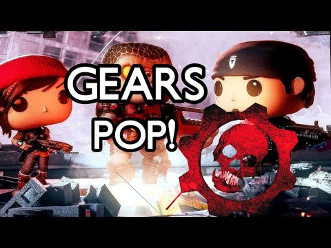 GEARS POP O NOVO GEARS OF WAR MOBILE!