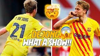 FRENKIE DE JONG SHOW!! Best vs Athletic Bilbao (Copa del Rey final 2021)
