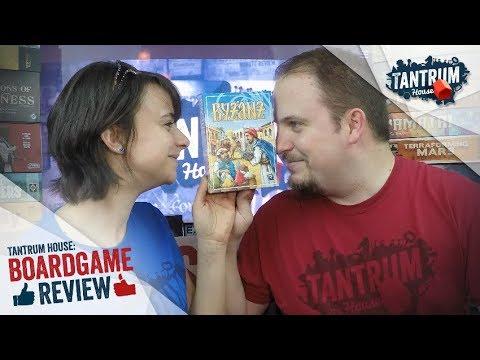 Byzanz - Tantrum House Review