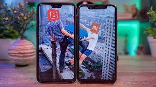 Опять OnePlus нагнул Xiaomi