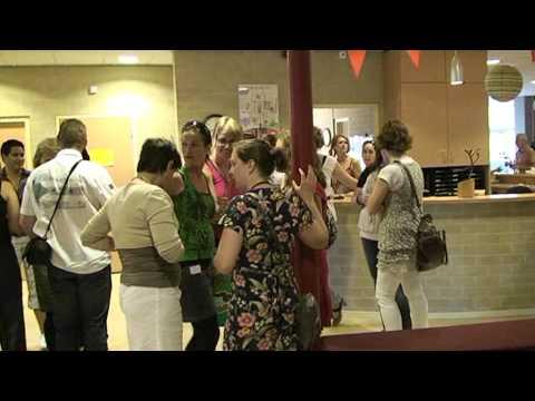 25 jarig jubileum reunie van basisschool Startblok in Cuijk
