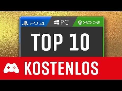 TOP 10 ► Die besten kostenlosen Spiele für PS4, Xbox One & PC (multi-platform Free2Play)
