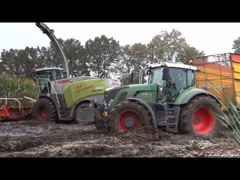 Extreem modderen | Fendt's Fighting in the Mud - Blankespoor.