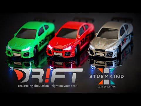 Sturmkind DRIFT Turbo Gymkhana Edition Blizzard Bleu (RTR)