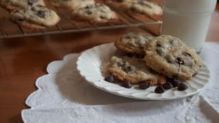 easy to make chocolate chip cookies with few ingredients