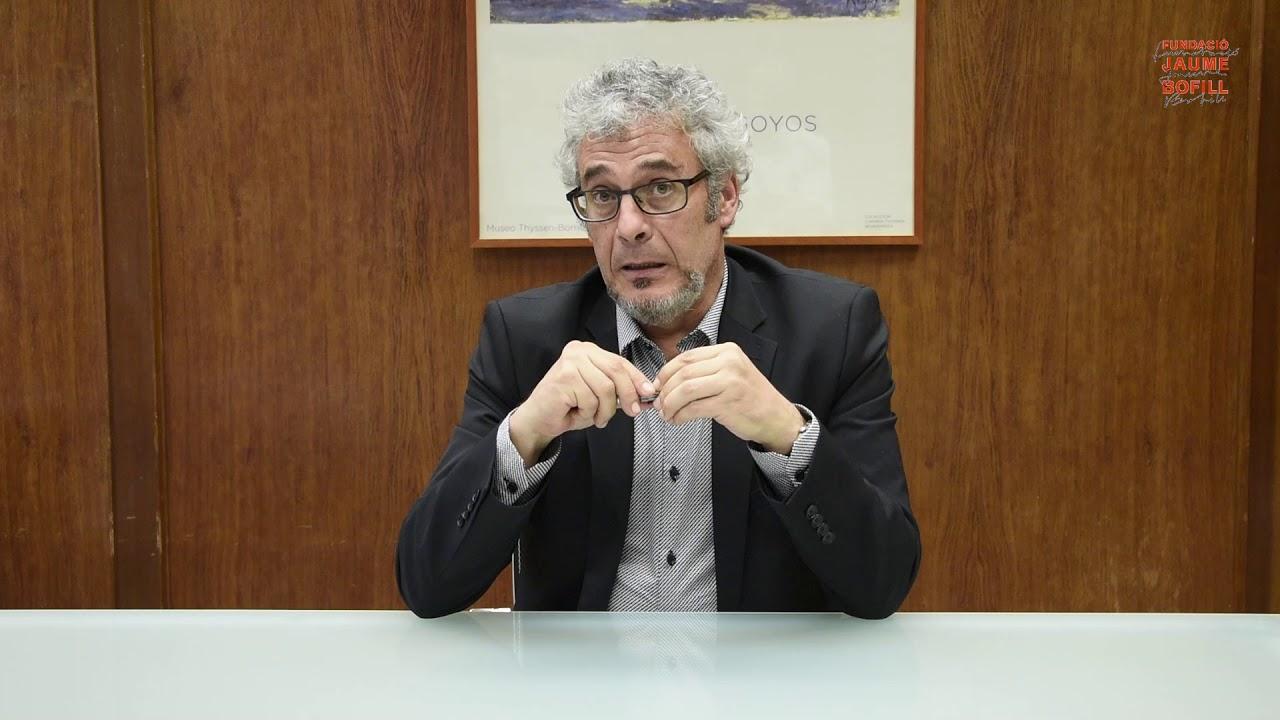 Xavier Martínez-Celorrio: inversió predistributiva i polítiques d'equitat en educació
