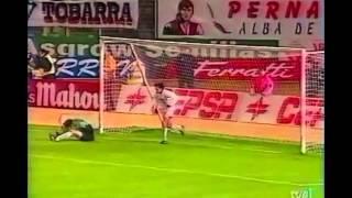 Albacete 3 - Real Sociedad 5. Temp. 95/96. Jor. 19