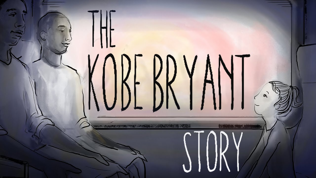 The time Kobe Bryant asked a 10-year-old girl for life advice thumbnail