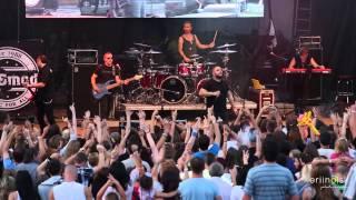 Desmod   Čierna Diera, LIVE HD Červeník 2014