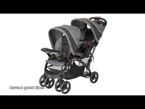 baby trend triple stroller