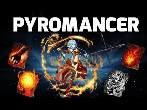 Dark Souls 3 Overpowered Dex Pyro - смотреть онлайн на Hah Life