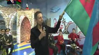 Mustafa Yıldızdoğan Azerbaycan İctimai Tv - Ölürüm Türkiyem
