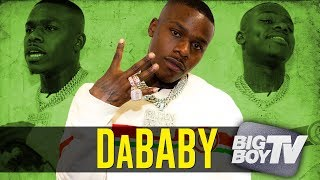 DaBaby on His Album 'Kirk', LeBron James, Being a Father + A Lot More