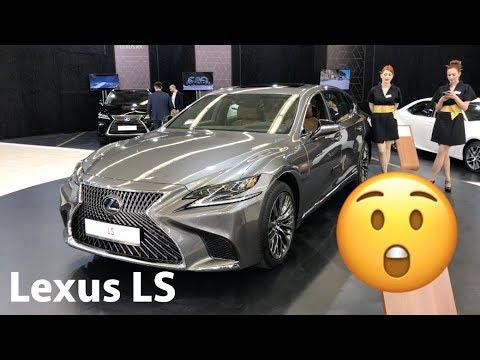 Lexus LS 500h AWD Hybrid better than Mercedes S-Class or BMW 7? 🤔