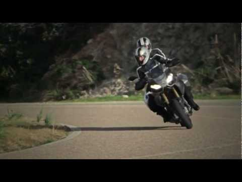 2016 Aprilia Caponord 1200 ABS Rally in Ferndale, Washington - Video 1