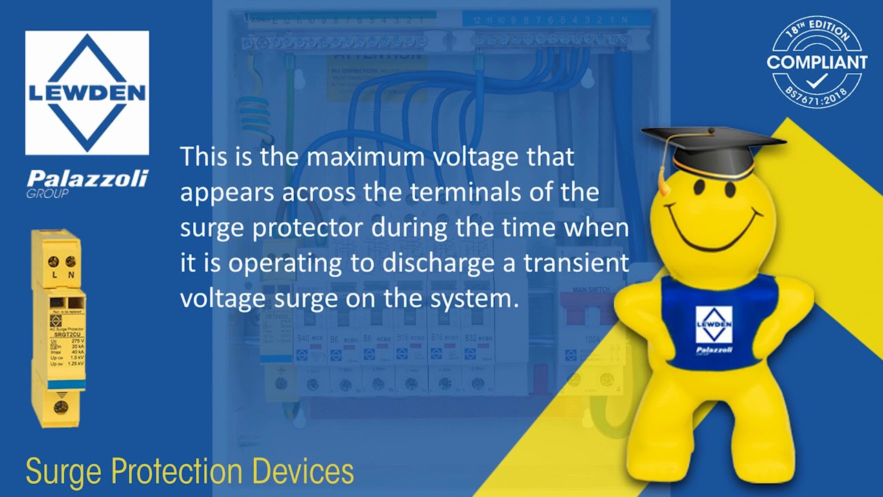 Surge Protection Devices - Key Characteristics