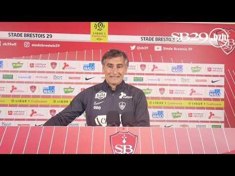 Brest - Metz | Conférence de presse d'avant-match