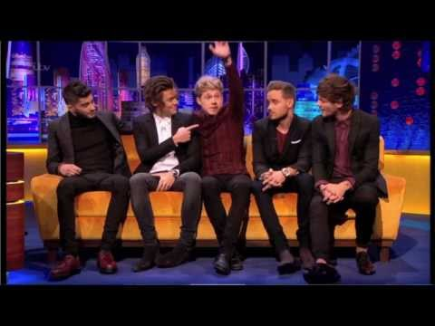 One Direction En The Jonathan Ross Show 2013 Subtitulos En Español Mp3
