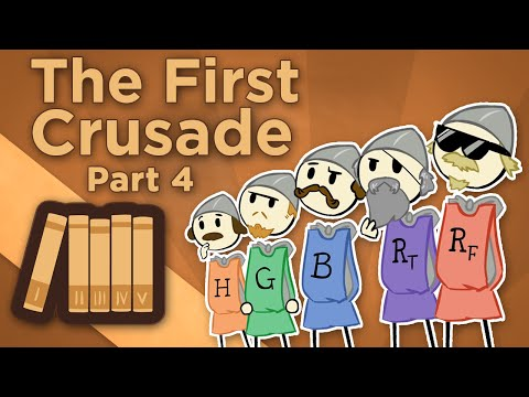 První křížová výprava: Muži ze železa