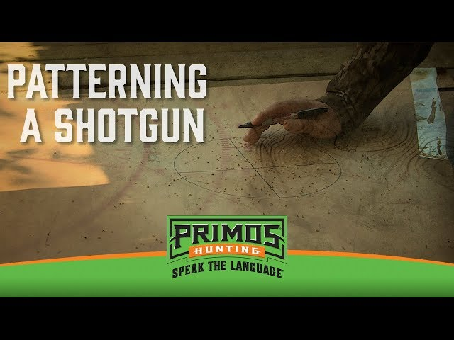 How to Pattern Your Shotgun