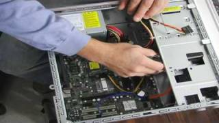 Computer Hardware : How to Install a New Hard Drive on a PC