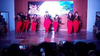 Ponnungale thappa pesathe 2019 dance
