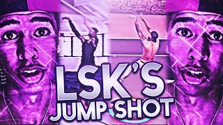 SHOOTING WITH LSK'S REAL LIFE JUMPER IN NBA 2K17!!! SHOOTING INSANE DISTANCE!