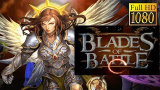 Blades Of Battle: Magic Duel Game Review 1080P Official Caramel Tech