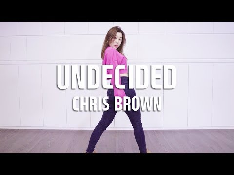 Chris Brown - Undecided / Harin Kim Koreografi Tari
