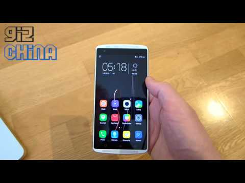 Lenovo Vibe X3 unboxing and first impressions