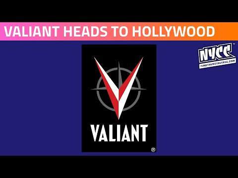 Valiant Heads to Hollywood