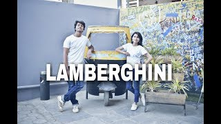 Gambar cover Lamberghini | Dance Video | The Doorbeen feat Ragini